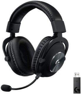 無線接続のゲーミングヘッドセット「Logicool G PRO X Wirelessゲーミングヘッドセット」